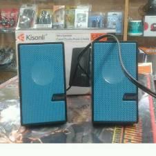 Kisonli S-555 USB  Mini Speaker