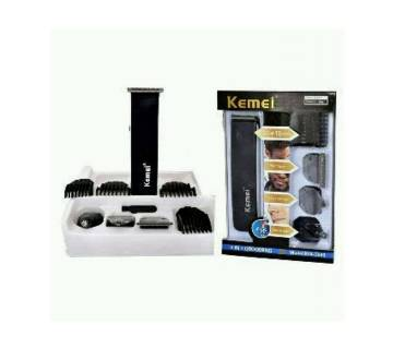 Kemei KM-3580 Trimmer and Shaver Set