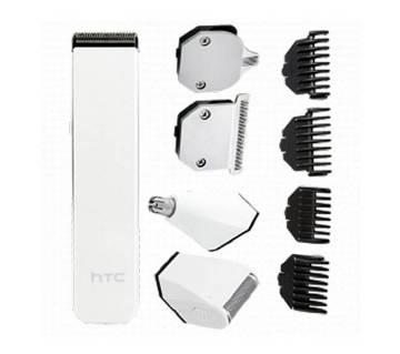 HTC 5 In 1 Multigroom Hair Cutting Set AT-1201