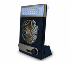 Multi-Purpose Rechargeable Fan
