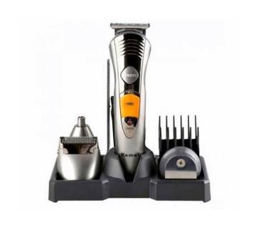Kemei 7 in 1 Multi-function Shaver & Trimmer