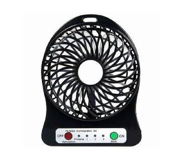 USB Mini Portable Rechargeable Fan