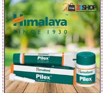 Himalaya pilex (capsule+gel)