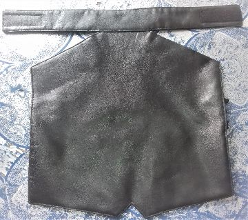 Leather Chest Guard