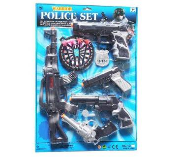 Warrior Police Toy Set For Baby