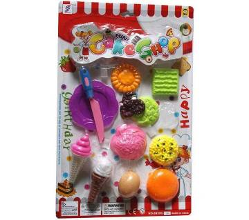 Birthday Mini Cake Shop set for baby