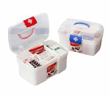 fast aid kit box- medium