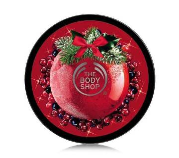 The Body Shop Frosted Berries Body Butter (200ml) (USA)