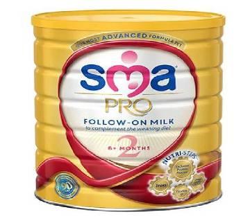 SMA2 Milk UK