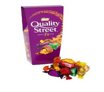 Nestle Quality street chocolates and toffees