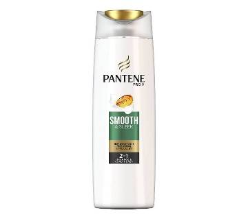 Pantene pro V smooth & sleek 2 in 1 Shampoo & Conditioner 400ml