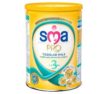 SMA Pro 3 Toddler Milk from UK - 800gm