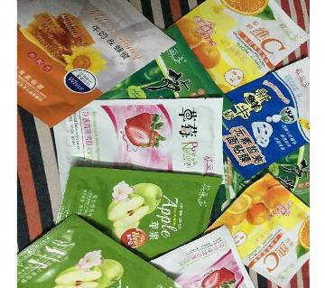 china sheet mask
