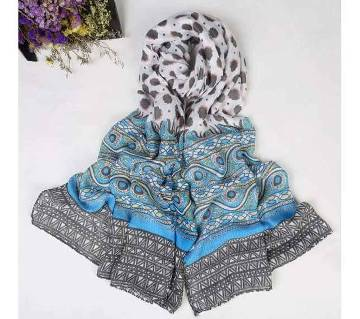 imported cotton+linen mixed hijab