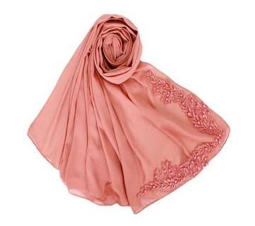 Imported bubble chiffon hijab