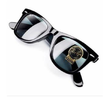 gents plastic frame sunglasses