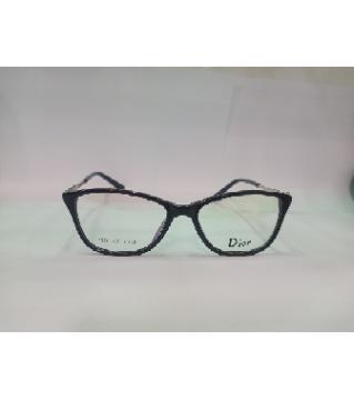 dior  black Glass Frame For women