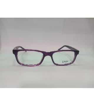 Dior purple Glass Frame For women