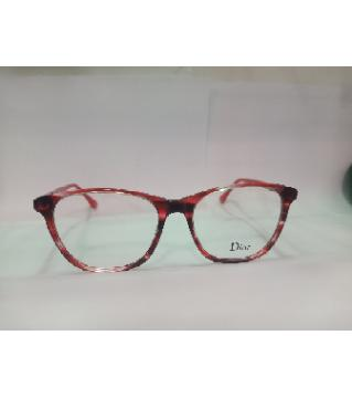 Dior red frame Glass Frame