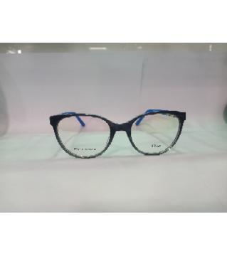 dior blue Glass Frame  For women