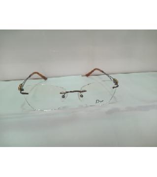 dior rim ladies  Glass Frame
