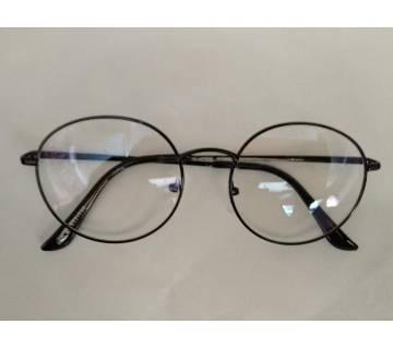 metal rown Frame Glasses for men  (Copy)