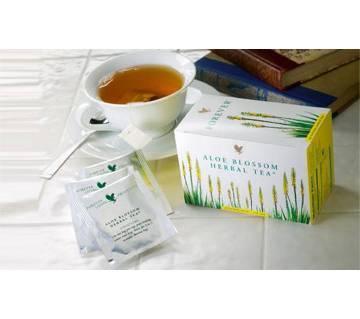 Forever Living Aloe Blossom Herbal Tea -25 Tea bags