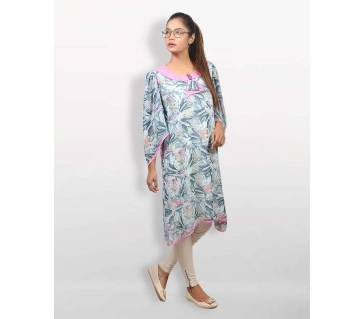 Paste Printed Georgette Top for Women