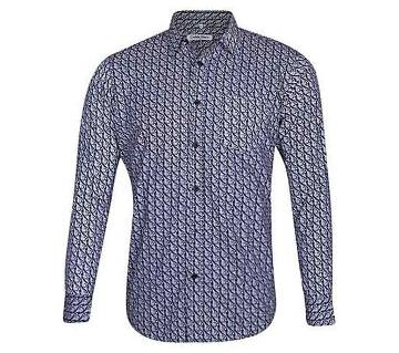 Menz Cotton Full Sleeve Casual Shirt