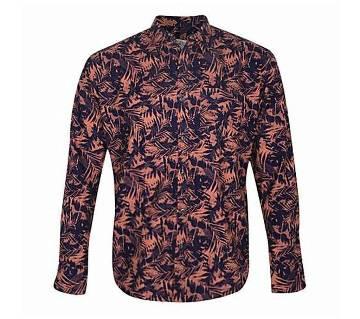Menz Cotton Full Sleeve Casual Shirt