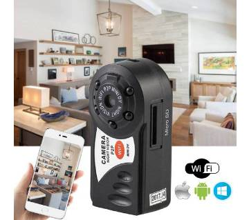 Q7 মিনি HD WiFi IP ক্যামেরা