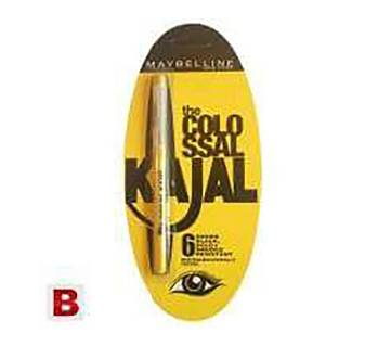 Maybelline new colossal kajol