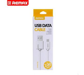 Remax Type C Data Cable