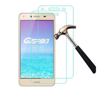 Tow Pieces Tempered Glass For Huawei Y3 ii