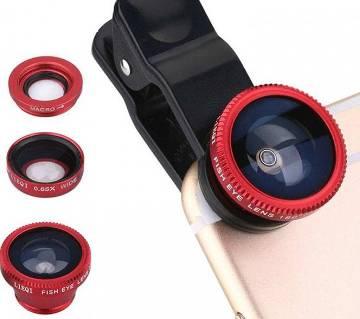 3 in 1  Mobile Zoom Lens