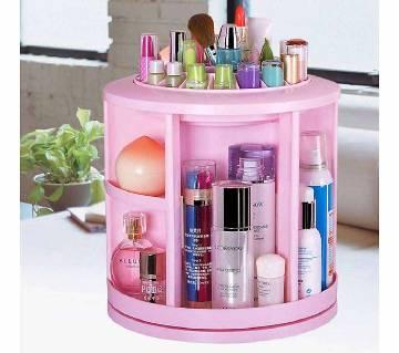 360° Rotating Cosmetic Box Organizer