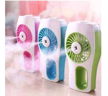Humidifier Rechargeable mini Cooler Fan