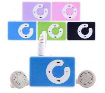 MP3 Music player with Earphone - 1pc