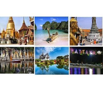 Thailand > Bangkok & Pattaya 4 দিন/3 রাতের