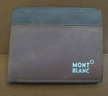 Mont Blanc Mens Wallet - Copy