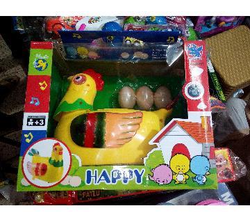 Chicken-Egg Toy set