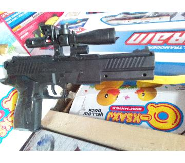 laser gun toy