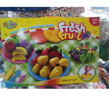 Fruit Making Toy Set