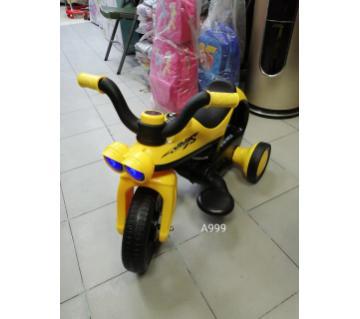 Babies battery bike