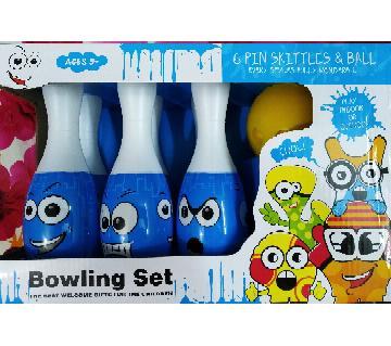 Bowling Set Toy