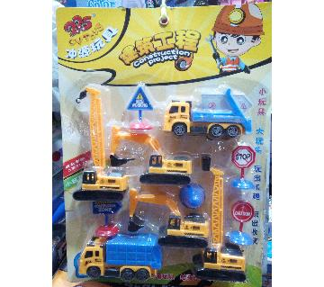 tructor toy set