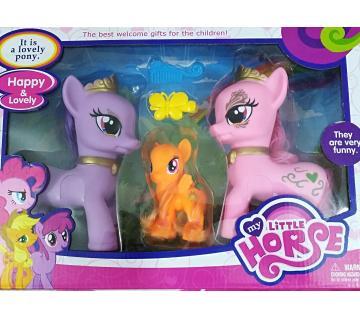 Horse Toy Set Toy