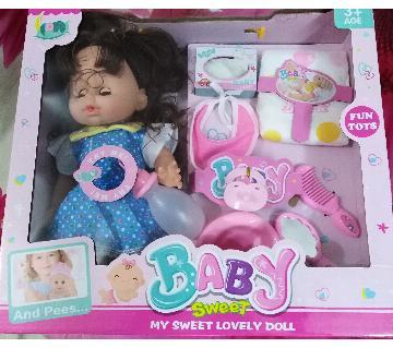 Doll Set Toy