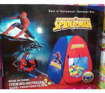 Spider man Ball House