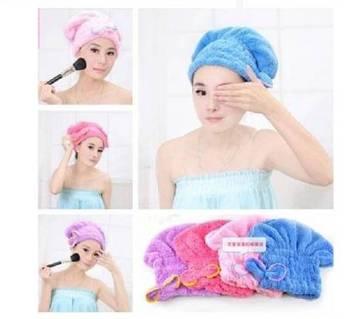 Hair dry cap
